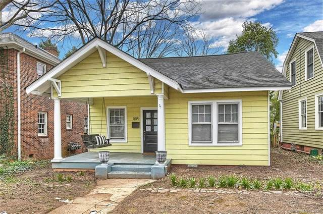 504 Pecan Avenue, Charlotte, NC 28204 (#3593759) :: Ann Rudd Group