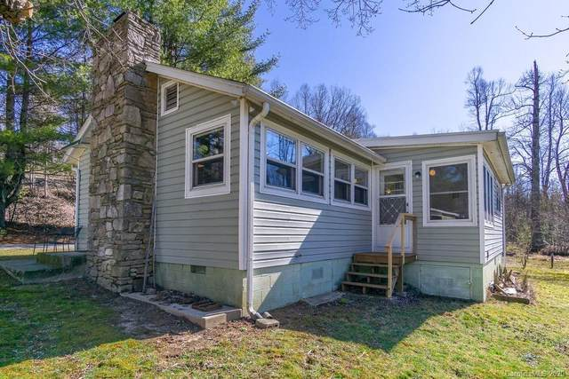 652 and 650 Shumont Road, Black Mountain, NC 28711 (#3593809) :: Besecker Homes Team