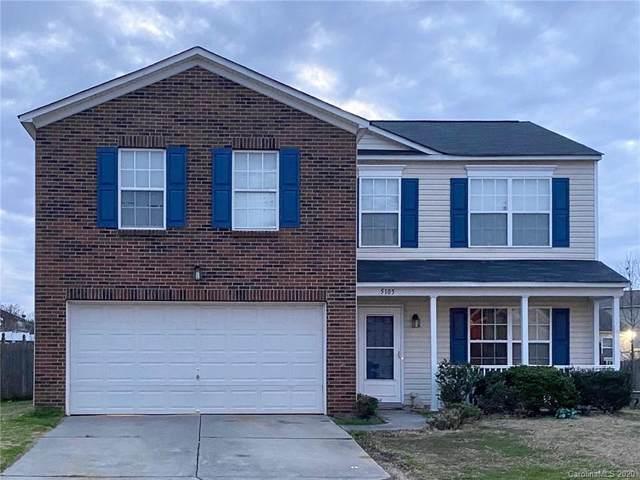 5105 Valcourt Road, Charlotte, NC 28216 (#3593818) :: Carolina Real Estate Experts