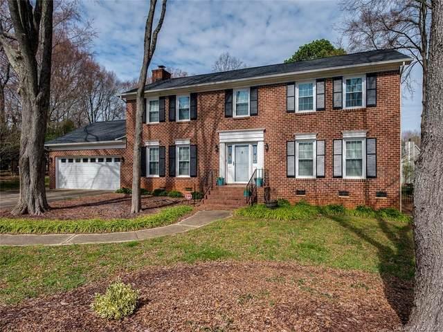 16433 Breckshire Drive, Huntersville, NC 28078 (#3593848) :: Miller Realty Group