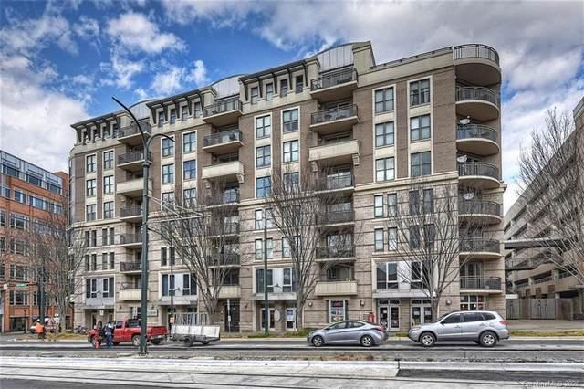 718 W Trade Street #301, Charlotte, NC 28202 (#3593863) :: LePage Johnson Realty Group, LLC
