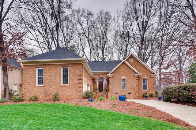 8933 Pennyhill Drive, Huntersville, NC 28078 (#3593880) :: High Performance Real Estate Advisors