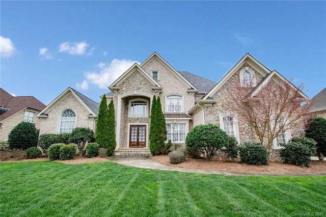 10021 Strike The Gold Lane, Waxhaw, NC 28173 (#3593889) :: Keller Williams South Park