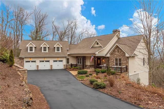 105 Ridge Lane 36R, Flat Rock, NC 28731 (#3593907) :: LePage Johnson Realty Group, LLC