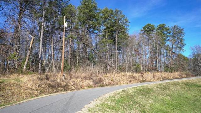 Lot 2 & 15 Lakeview Drive 2 & 15, Hickory, NC 28601 (#3593918) :: Zanthia Hastings Team