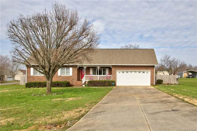 218 Doe Trail Lane, Statesville, NC 28625 (#3593933) :: MartinGroup Properties