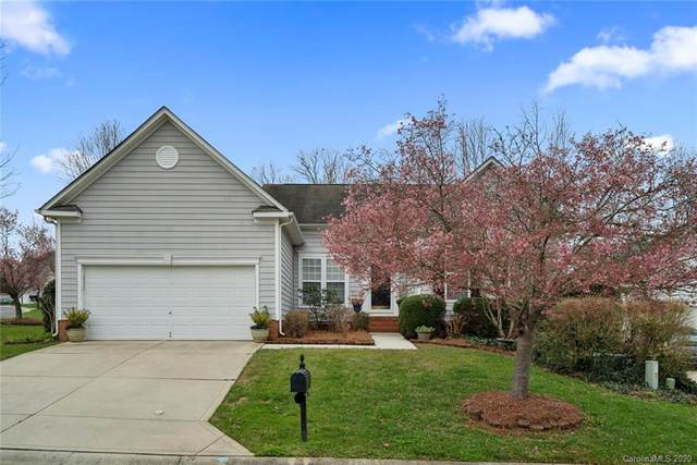 1001 Andrea Place, Indian Trail, NC 28079 (#3593953) :: High Performance Real Estate Advisors
