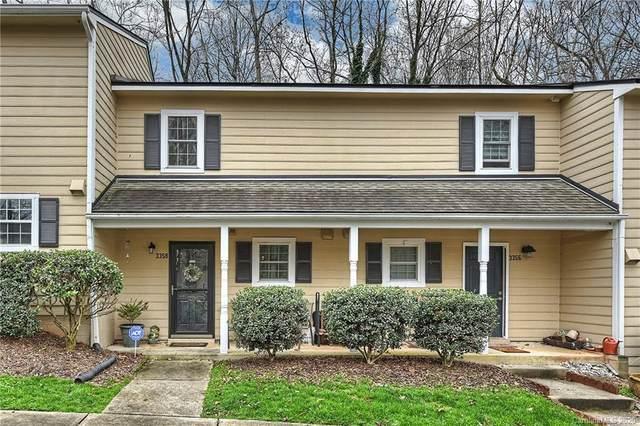 3358 Heathstead Place C, Charlotte, NC 28210 (#3594024) :: High Performance Real Estate Advisors
