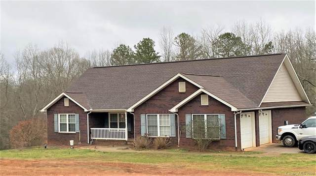 174 W. H. Kiser Road, Lincolnton, NC 28092 (#3594118) :: Miller Realty Group