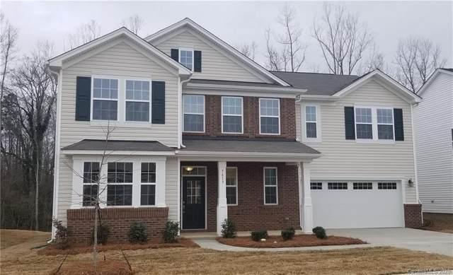 7613 Meridale Forest Drive 111/Parker, Charlotte, NC 28269 (#3594124) :: Cloninger Properties