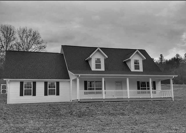 671 Oak Lane #4, Mars Hill, NC 28754 (#3594129) :: Rinehart Realty