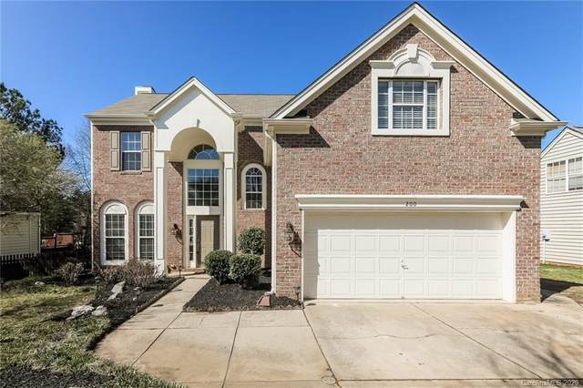 200 Aylesbury Lane, Indian Trail, NC 28079 (#3594160) :: High Performance Real Estate Advisors