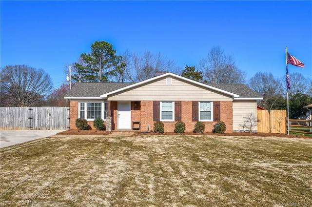 7908 Hemby Wood Drive, Indian Trail, NC 28079 (#3594181) :: LePage Johnson Realty Group, LLC