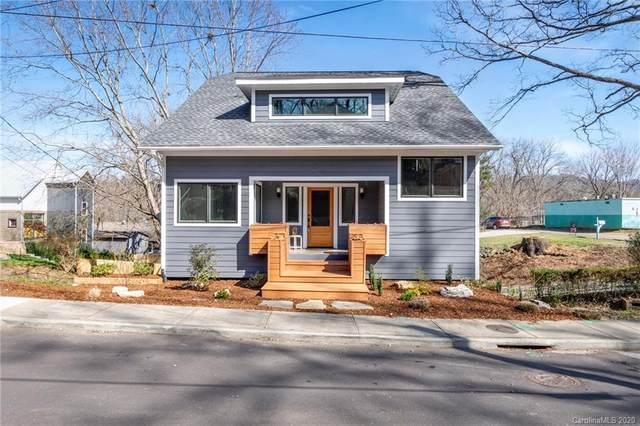229 Flint Street, Asheville, NC 28801 (#3594266) :: Carlyle Properties