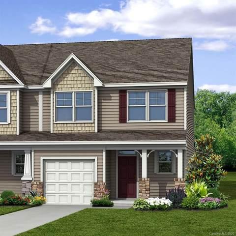 5538 Harris Cove Drive Lot 55, Charlotte, NC 28269 (#3594293) :: Cloninger Properties