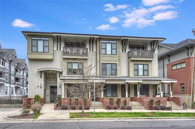 317 E Tremont Avenue #101, Charlotte, NC 28203 (#3594302) :: Stephen Cooley Real Estate Group