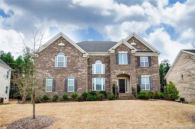 16509 Bryant Meadows Drive, Charlotte, NC 28278 (#3594325) :: The Ramsey Group