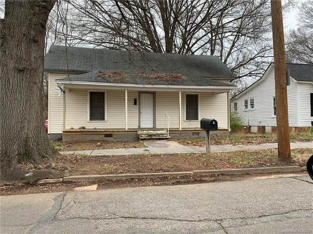 526 Martin Luther King Jr Avenue, Salisbury, NC 28144 (#3594334) :: Besecker Homes Team