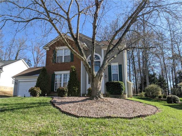 4530 Avalon Forest Lane #68, Charlotte, NC 28269 (#3594338) :: LePage Johnson Realty Group, LLC