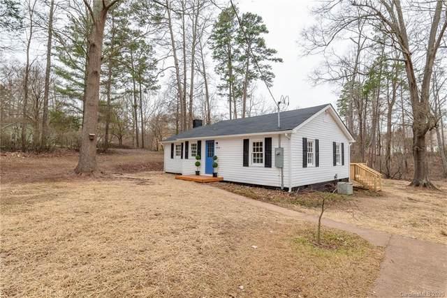 4608 Mcclure Road, Charlotte, NC 28216 (#3594354) :: LePage Johnson Realty Group, LLC