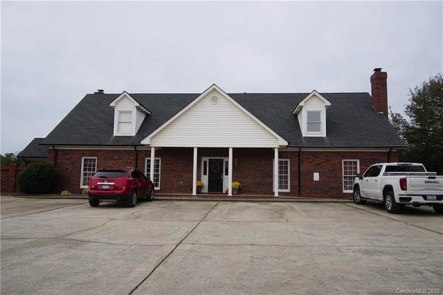 1801 Tower Industrial Drive, Monroe, NC 28110 (#3594436) :: RE/MAX RESULTS
