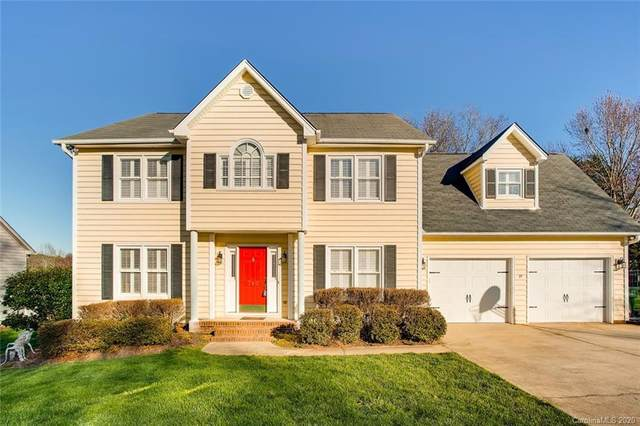 740 Deerfield Drive, Mount Holly, NC 28120 (#3594527) :: Roby Realty