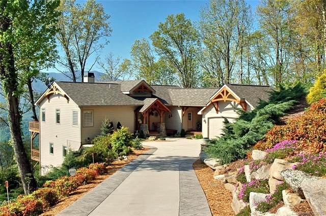 695 Woody Lane, Waynesville, NC 28786 (#3594548) :: Caulder Realty and Land Co.