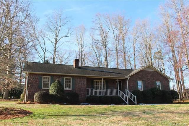 5555 Creekwood Drive #11, Salisbury, NC 28147 (#3594565) :: Besecker Homes Team