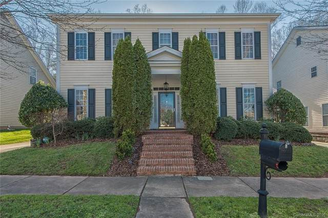15523 Barnsbury Drive, Huntersville, NC 28078 (#3594659) :: The Ramsey Group