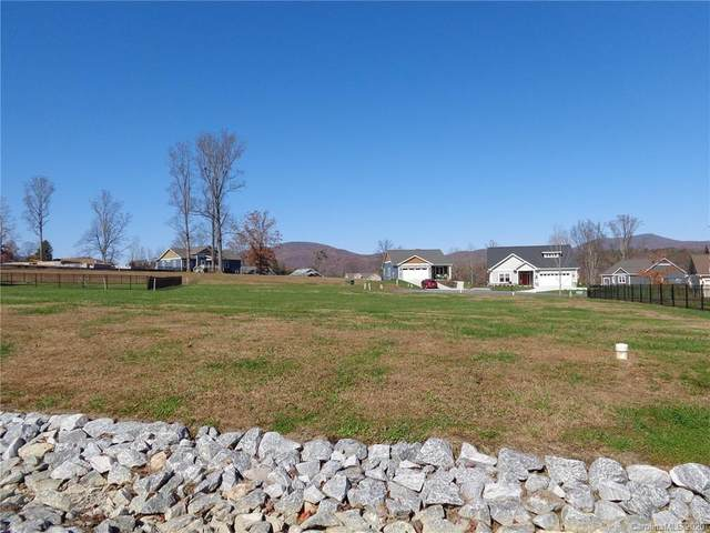 Lot #98 Blacksmith Run Drive #98, Hendersonville, NC 28792 (#3594737) :: The Mitchell Team