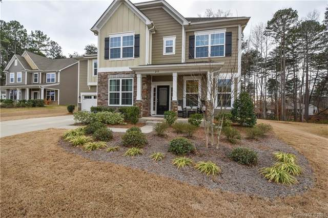 215 Forest Lake Boulevard, Mooresville, NC 28117 (#3594763) :: MartinGroup Properties