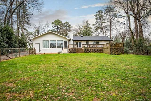4640 Town And Country Drive, Charlotte, NC 28226 (#3594819) :: High Performance Real Estate Advisors