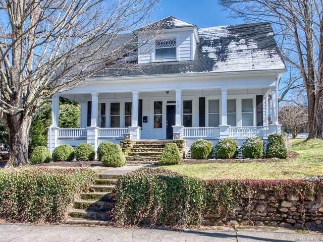 619 Haywood Street, Waynesville, NC 28786 (MLS #3594820) :: RE/MAX Journey