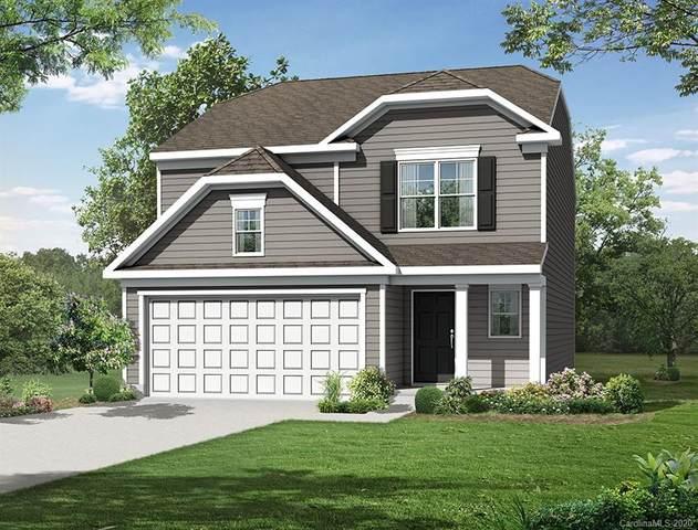 6106 Hampstead Pond Lane Lot 8, Matthews, NC 28105 (#3594833) :: High Performance Real Estate Advisors