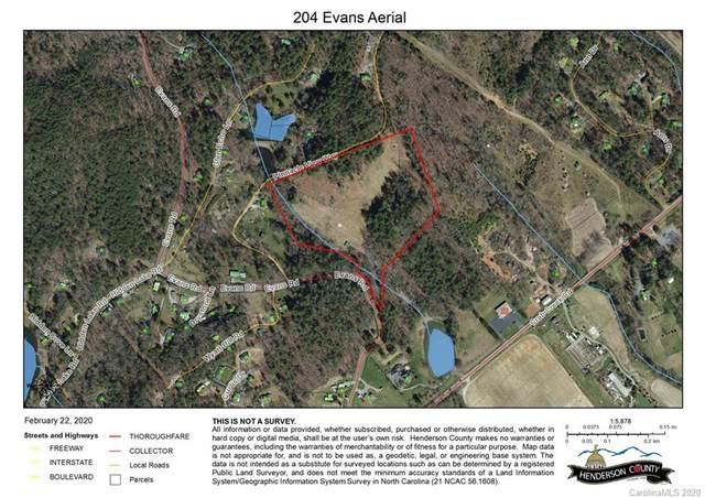 204 Evans Road, Hendersonville, NC 28739 (#3594990) :: The Ramsey Group