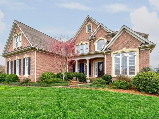 5939 Four Wood Drive, Matthews, NC 28104 (#3594993) :: High Performance Real Estate Advisors