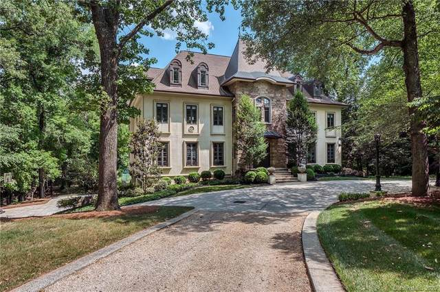 1401 Meadowood Lane, Charlotte, NC 28211 (#3595001) :: High Performance Real Estate Advisors