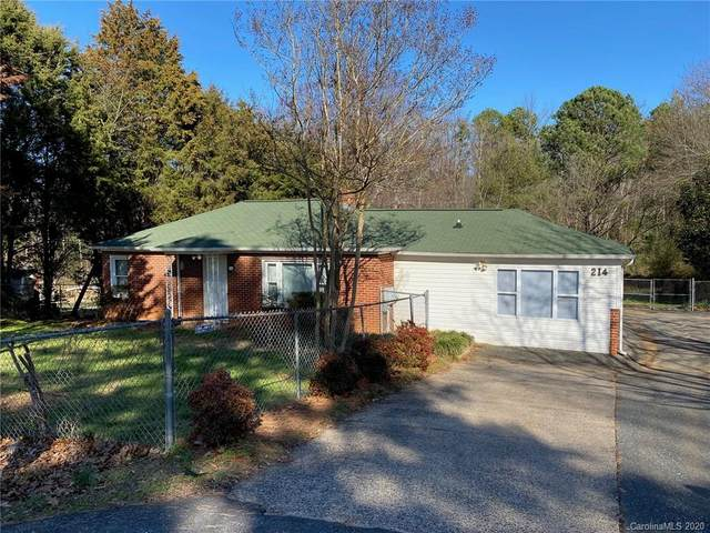 214 Lawing Street, Lincolnton, NC 28092 (#3595106) :: Stephen Cooley Real Estate Group