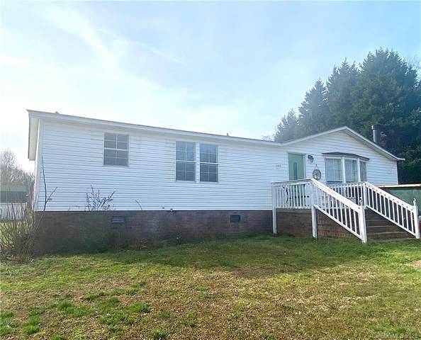 1334 Hurley School Road, Salisbury, NC 28147 (#3595201) :: Besecker Homes Team