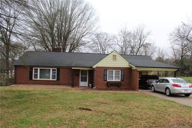 804 Hampton Street, Shelby, NC 28152 (#3595241) :: Rinehart Realty