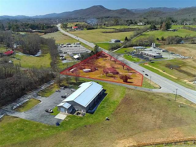 5037 Boylston Highway, Mills River, NC 28759 (#3595244) :: The Ramsey Group