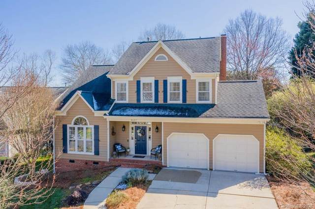 8627 Tamarron Drive, Charlotte, NC 28277 (#3595264) :: High Performance Real Estate Advisors