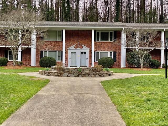 102 Boyd Drive #3A, Flat Rock, NC 28731 (#3595274) :: Keller Williams Professionals