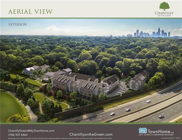 2724 Shenandoah Avenue #12, Charlotte, NC 28204 (#3595279) :: High Performance Real Estate Advisors
