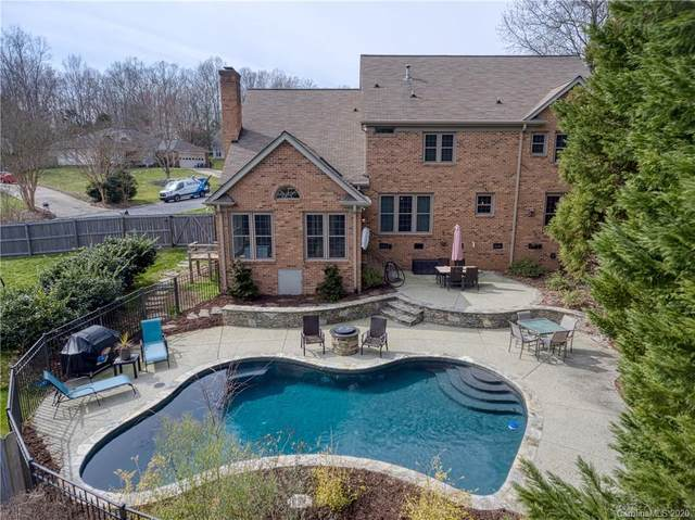 100 Silverleaf Lane, Mooresville, NC 28115 (#3595285) :: The Sarver Group