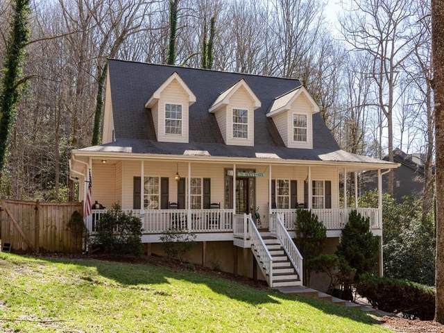 66 Squirrel Trail, Hendersonville, NC 28791 (#3595341) :: Carlyle Properties