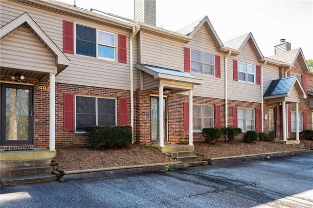 1485 20th Avenue NE, Hickory, NC 28601 (#3595356) :: LePage Johnson Realty Group, LLC
