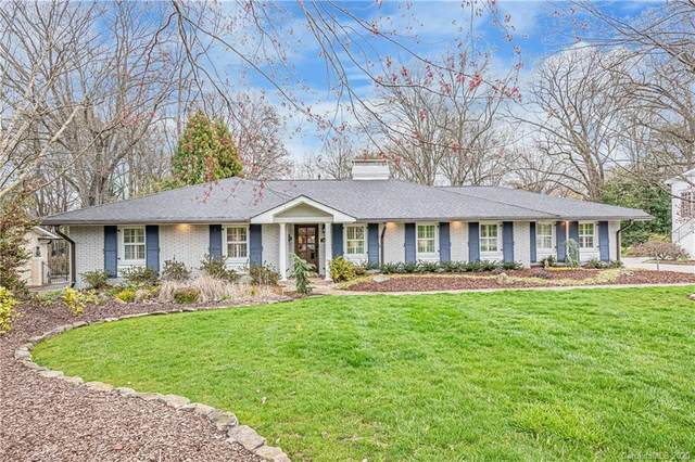 2639 Rothwood Drive, Charlotte, NC 28211 (#3595360) :: LePage Johnson Realty Group, LLC