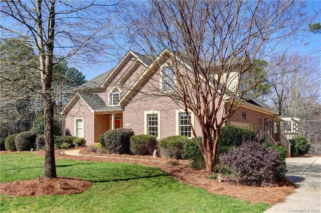 378 Chuckwood Road, Mooresville, NC 28117 (#3595371) :: High Performance Real Estate Advisors