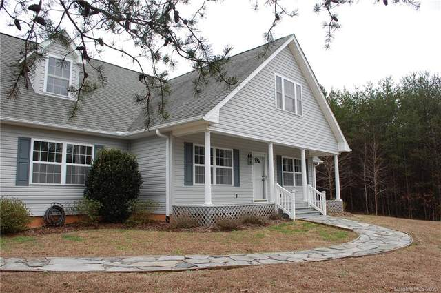 549 King Stepp Road, Mill Spring, NC 28756 (MLS #3595507) :: RE/MAX Journey